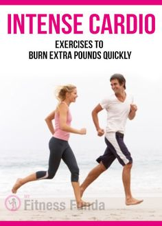 :  Intense #Cardio Exercises To Burn Extra Pounds Quickly.