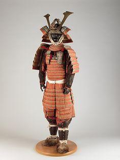 Gusoku Type Yoroi. Edo Period, Circa 19th Century.