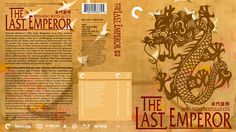 Last Emperor, The Criterion Collection Blu-ray Custom Cover