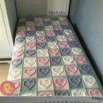 Crochet Blankets or Afghan Patterns 410953534748635839 Crochet Bedspread Pattern, Afghan Crochet Patterns, Baby Blanket Crochet, Diy Crafts Crochet, Crochet Home, Free Crochet, Bobble Stitch Crochet, Room Deco, Modern Crochet Patterns