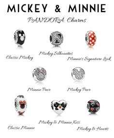 The CHARMing New Disney Charm Collection by PANDORA