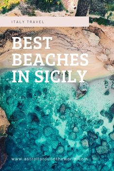 Discover the best beaches and places to visit in Sicily italy travel sicily beaches holiday vacation relax beautifuldestinations traveltips 600104719078660033 Sicily Travel, Italy Travel Tips, Europe Travel Guide, Travel Info, Travel Diys, Traveling Tips, Rome Travel, Croatia Travel, Budget Travel