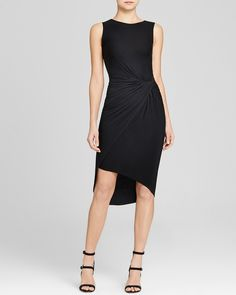 T Tahari Bellini Knot Waist Dress | Bloomingdale's
