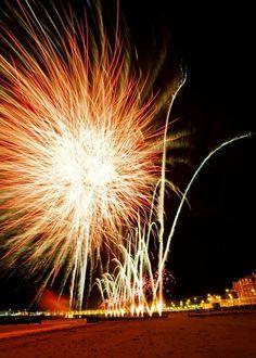 Bonfire night Douglas Prom