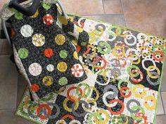 Ring Around Baby Quilt « Moda Bake Shop
