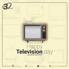 #WorldTelevisionDay celebrating the invention that completely changed the press and the mass media