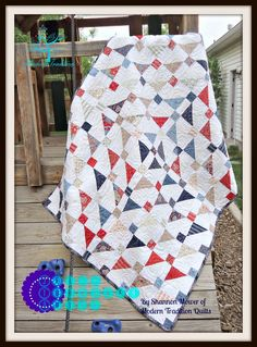 Jelly Turnover Quilt - Moda Bake Shop  Modern twist