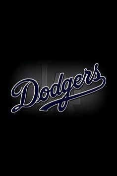 Brooklyn Dodgers Logo LOS ANGELES DODGERS Pinterest