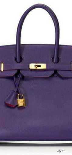 d5302d129738 Vintage From Heritage Auctions Iris Amp Rubys Epsom Leather Special Order  Birkin - Lyst