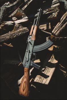 Classic AK-47Loading that magazine is a pain! Get your Magazine speedloader today! http://www.amazon.com/shops/raeind