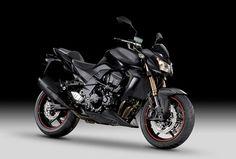 Kawasaki Z750R Black Edition
