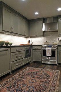 Dallas, TX: Lyndsey & Steve - eclectic - kitchen - dallas - by Sarah Greenman