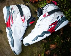"""A hint of the Chicago Bulls' red and black mixed with everyone's favorite rascally rabbit's grey and white, Air Jordan VIII Retro was first in 1993 when Bugs wore them in an ad for Space Jam.Since then, its been one of the most anticipated Air Jordans, with some even consider it as the Tinker's boldest design till then. After plenty of waiting, the Air Jordan VIII Retro """"Bugs Bunny"""" will finally be in stores nati..."""