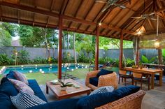 One Bedroom Deluxe Tropical Pool Villa Bali