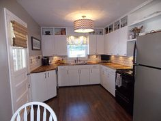 Beautifully Remodeled kitchen!  For Sale $110,000 Irondale  completely updated home    3 bedroom 1 bath http://teleaengland.kwrealty.com/listing/mlsid/21/propertyid/579600/
