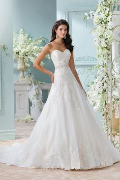 David Tutera Wedding Dresses - Style Laina