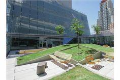 Plaza Galicia obtuvo la certificación LEED Oro