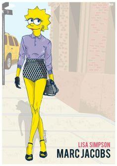 Fashion Simpson ツ