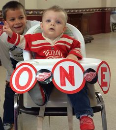 I'm 1!! #gowings