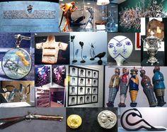 LAPADA Fair 2015 - other exhibitor stand displays [AntikBar.co.uk]