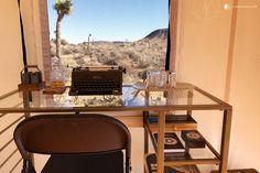 Unique Glamping Retreat in the Mojave Desert