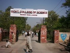 Govt Science College Chowk, Lahore. (By www.flickr.com/photos/paktive/)
