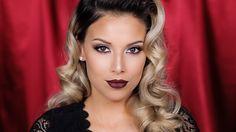 sexy #makeup  50 Shades of Grey Trailer + Makeup Tutorial