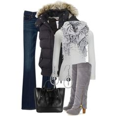 """Winter Wonderland"" by corvettegal99 on Polyvore"