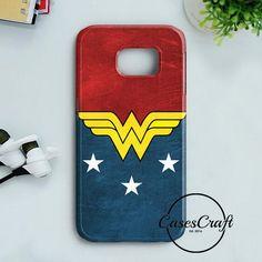 Wonder Woman Super Woman Bat Woman Samsung Galaxy S7 | casescraft