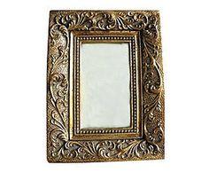 Cornice portafoto in resina roxane - 15x20 cm