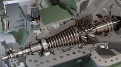 Steam Turbine Rocket Engine, Jet Engine, Steam Engine, Art Institute Of Dallas, Steam Turbine, Arc Reactor, Industrial, H & M Home, Diesel