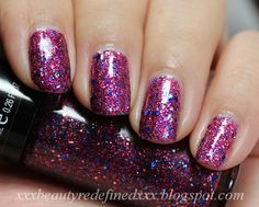 Hard Candy Nail Polish Glitter Jam