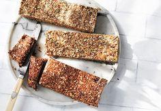 Jessica Sepel's choc tahini bars | Australian Natural Health Magazine