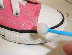 the How to Make Swarovski Crystal Converse