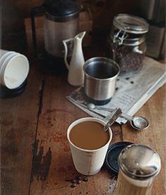 Tea at Five, Darlings?