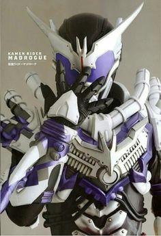 Kamen Rider Mad Rogue Kamen Rider Belt, Raider Game, Love Warriors, Kamen Rider Series, Warrior Girl, Anime Cat, Geek Culture, Power Rangers, Rogues