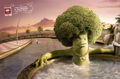 30 Creative Personification Ads in Advertising | Naldz Graphics