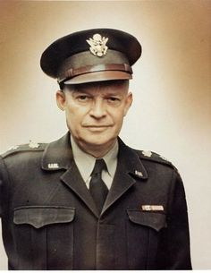 Today in history, December 20, 1944, Dwight D. Eisenhower Received his 5th General Star.