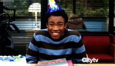 cheerful cynicism: Troy Barnes GIF party! (co-starring Abed, obvs)