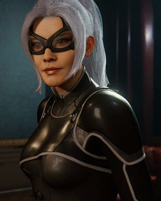 Marvel's Spider-Man Black Cat Visit My YouTube Channel And Subscribe By Clicking On Pin Thanks. Black Cat Marvel, Spiderman Black Cat, Spiderman Movie, Amazing Spiderman, Hq Marvel, Marvel Girls, Ps4 Black, Black Cat Cosplay, Nerd