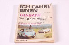 """DDR Museum - Museum: Objektdatenbank - Buch """"Ich fahre einen Trabant""""    Beitragsmarken """"DTSB"""" Copyright: DDR Museum, Berlin. Eine kommerzielle Nutzung des Bildes ist nicht erlaubt, but feel free to repin it!"""