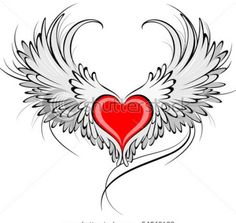 angle wings | Angel Wings From My Personal Collection For You To Use In Your Art