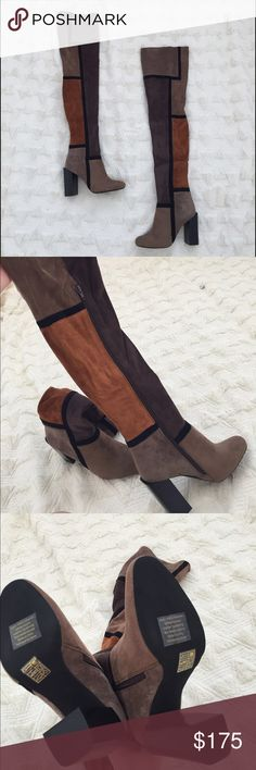 Bnwt Jeffrey Campbell thigh high boots Brand new comes with box Jeffrey Campbell Shoes
