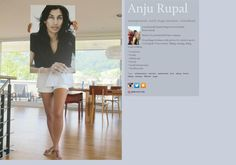 Anju Rupal's page on about.me – http://about.me/anju.rupal