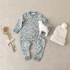 $62 love this store RYLEE&CRU winter floral longsleeve jumpsuit