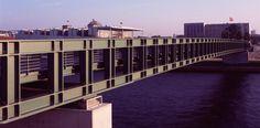 Max Dudler Architekt - Gustav-H.-Heinemann-Brücke Berlin