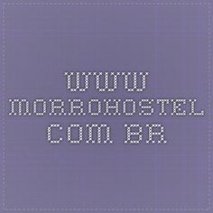 www.morrohostel.com.br