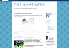 Another new SLP blog to try - -  Pinned by @PediaStaff – Please Visit http://ht.ly/63sNt for all our pediatric therapy pins