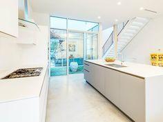 5411 Melrose Avenue #valcucine #interiordesign #home #design #kitchen