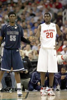 Roy Hibbert and Greg Oden- been a few years.